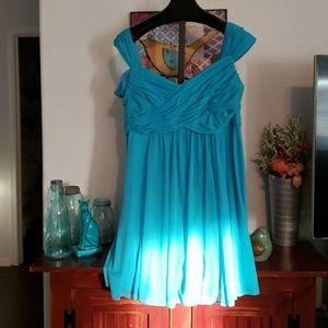 David's Bridal Formal Dress Size 20